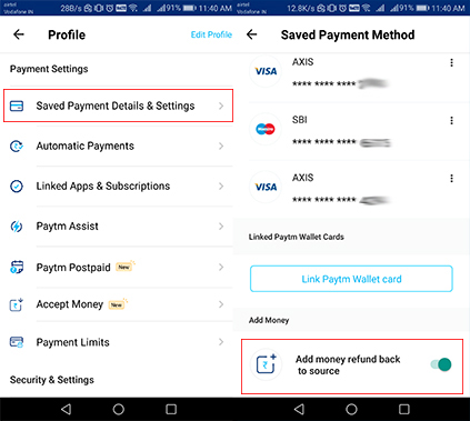 Here's How to Receive Money Directly in Your Bank Account Using Paytm