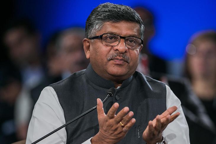 Indian Law Minister Ravi Shankar Prasad Warns Against Meddling With Indian Electoral Process