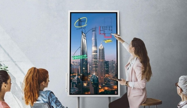 Samsung Flip Digital Whiteboard Launched in India Priced at Rs 3,00,000