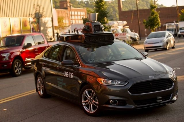 Uber to End Autonomous Vehicle Testing in California with Effect from April