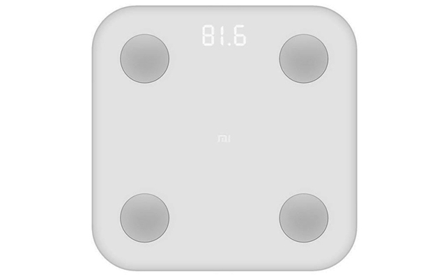 Xiaomi Introduces Smart Weighing Scale in India Priced at ₹1,999