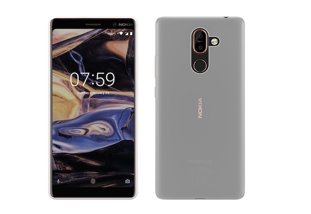 10. Case Creation Totu Silicon Case for Nokia 7 Plus
