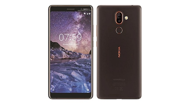 3. Nokia 7 Plus Tempered Glass from Azzil