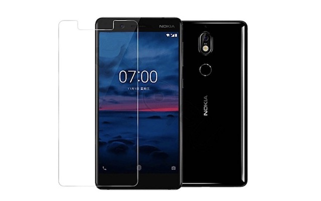 5. Nokia 7 Plus 0.3mm Tempered Glass From MOBIH