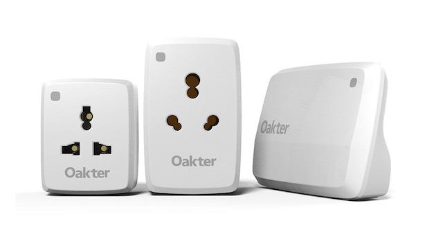 5. Oakter Basic smart home Kit
