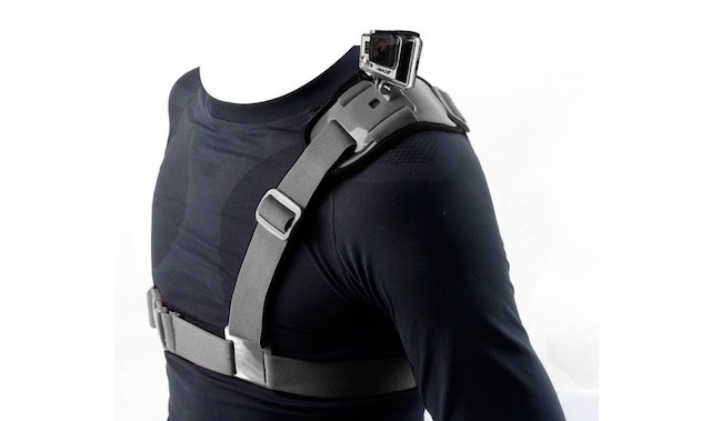 6. Hapurs Shoulder Strap Mount Harness