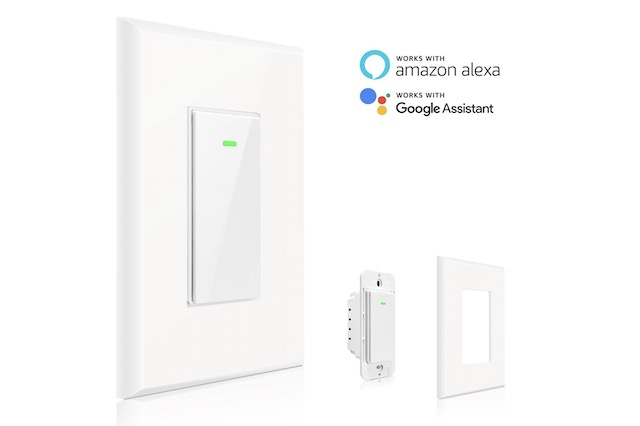 6. Maxcio Smart Wi-Fi Light Switch