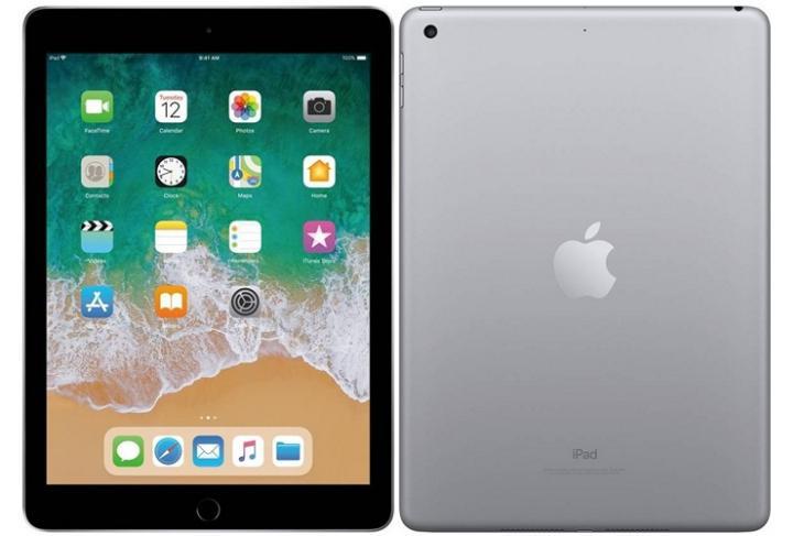 6th Gen iPad 2018 Website