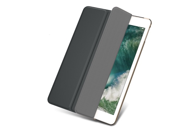 7. MoKo Slim Smart Shell Cover for iPad 2018