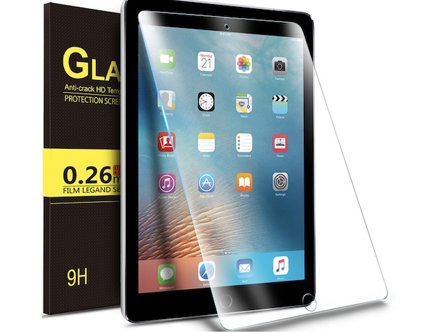 9. IVSO New iPad 9.7 2018 Screen Protector