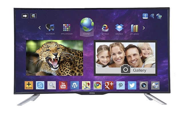 9. Onida Full HD Smart Android LED TV