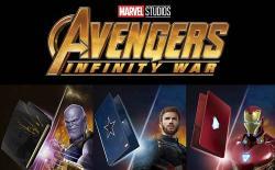 Acer Avengers Infinity War Laptops Featured