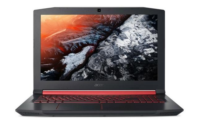 Acer Packs Intel 8th-Gen Core i7+ CPUs, Optane Memory Into Nitro 5 Gaming Laptop