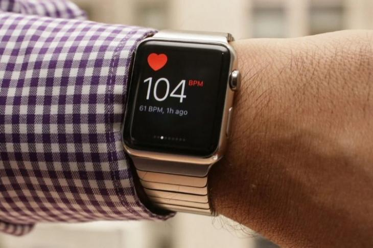 Apple Hit with Patent Lawsuit Over Technology Used in Apple Watch's Hear Rate Sensor