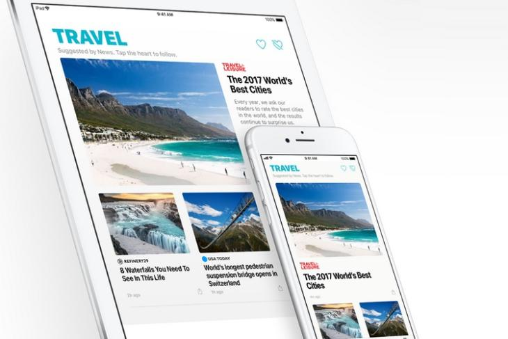 Apple Plans to Merge Texture in Apple News, Launch a Subscription Service Next Year