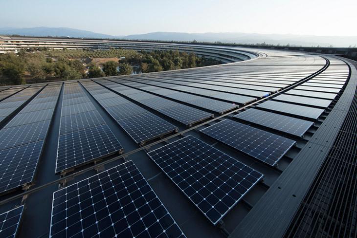 Apple Renewable Energy 2018 (website)