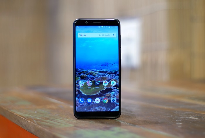 Asus ZenFone 5 First Impressions DIsplay