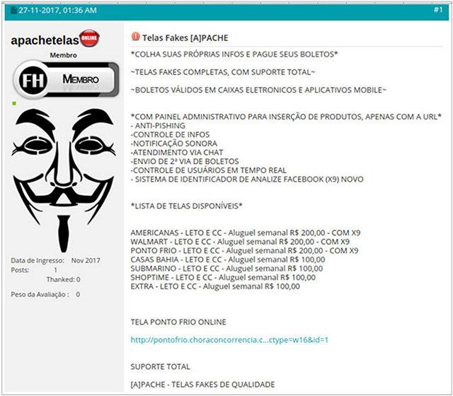 New Phishing Kit on Dark Web Lets Anyone Launch Cyber Attacks