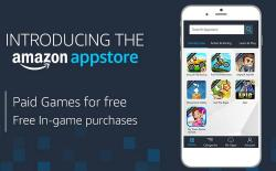 Download Paid Android Games for Free from the Amazon Appstore App