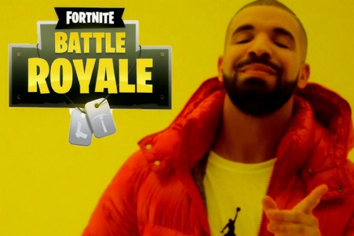 Drake Promises to Drop a Fortnite Rap if Developers Create a Hotline Bling Emote