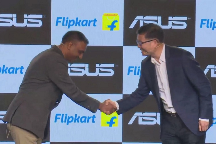 Flipkart Announces Tie-up with Asus; Will Launch 'Made for India' ZenFone Max Pro on April 23