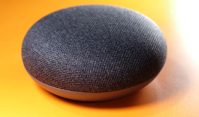 Google Home Mini Design