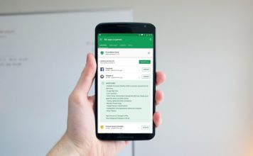 Google Play Store Now Shows 'What's New' Right on the Update Page