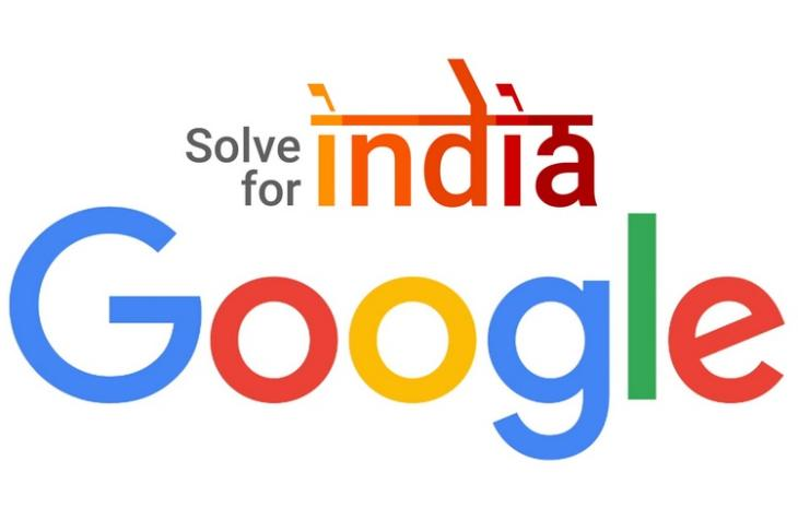 Google to Mentor Disruptive India Start-ups as Part of 'Solve For India' Program