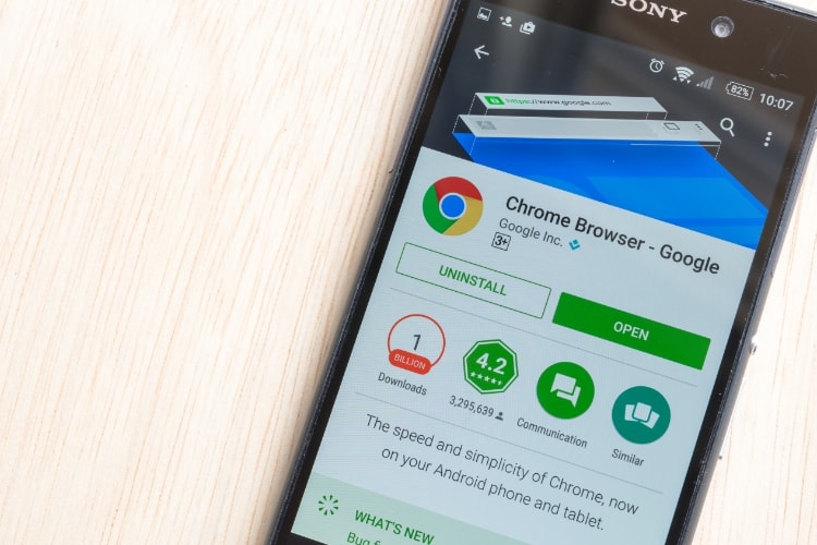 How to Enable Ad-Blocker in Chrome Android | Beebom