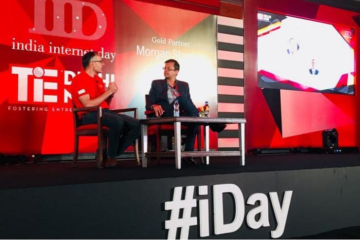 India Internet Day website