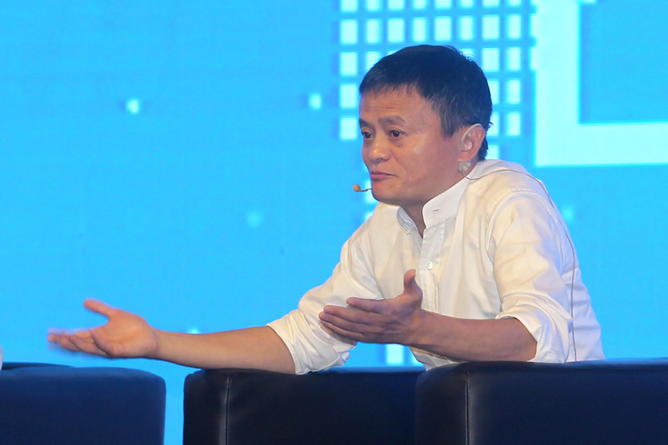 Alibaba Co-founder Jack Ma Says 'It's Time to Fix Facebook'