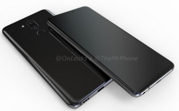 LG G7 Featured Render