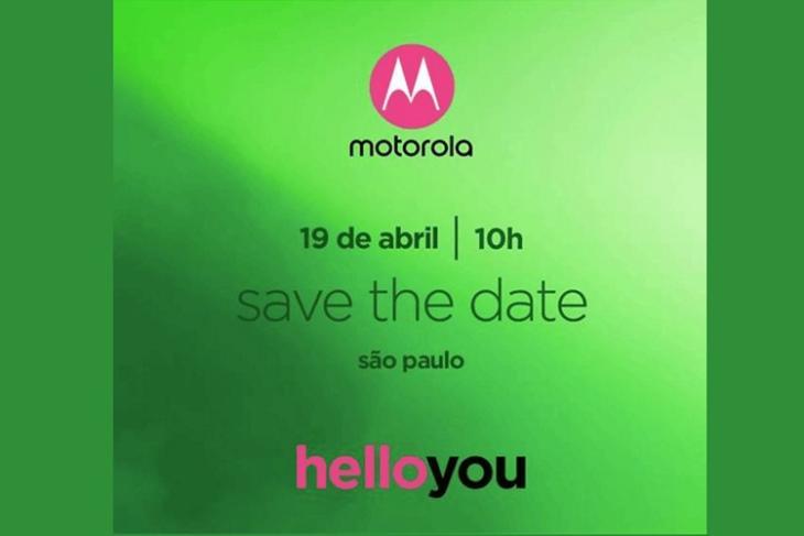 Moto April 19 2018 invite website