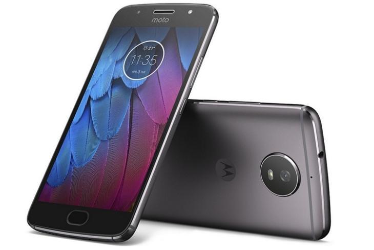 Motorola G5s website