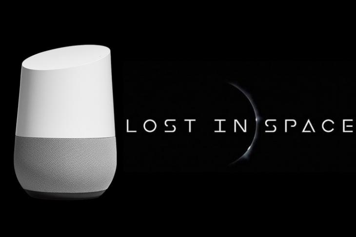 Netflix, Google Join Hands to Launch Lost in Space Game for the Google Home Smart Speakers