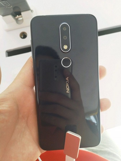 China Get First Official Look at Nokia X6 with Notch; Reportedly Being Launched on May 16