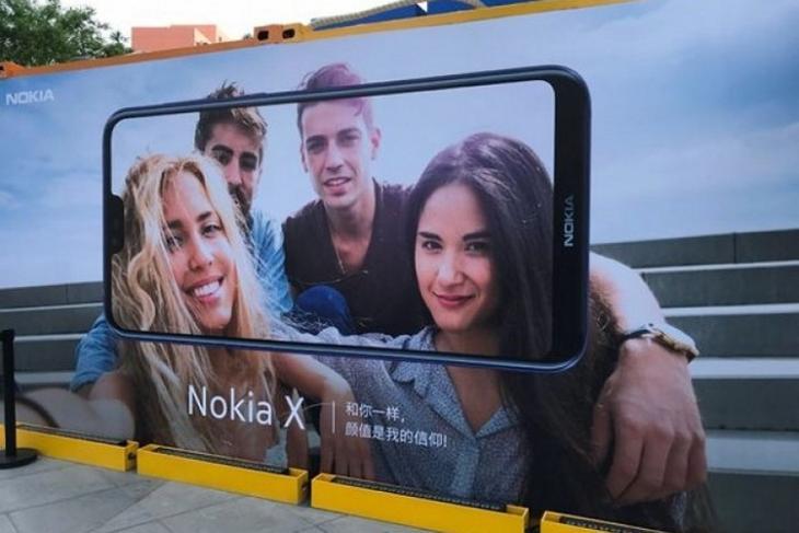 Nokia X X6 website