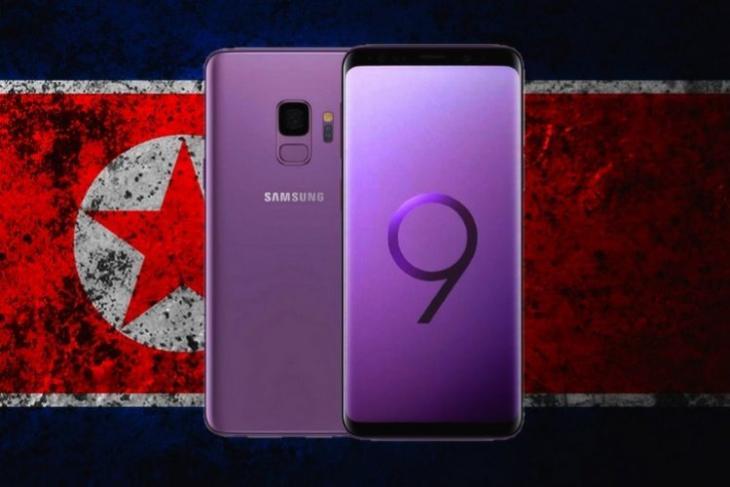 North Koreans Procure Samsung Smartphones from Black Market Despite National Ban