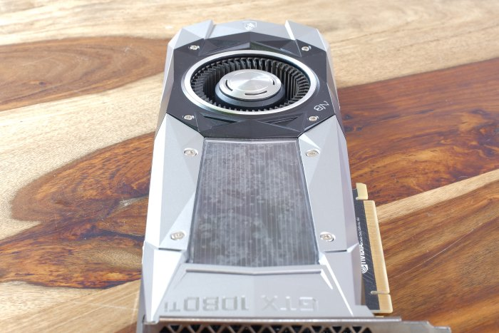Nvidia GeForce GTX 1080 Ti Founders Edition Blower Fan