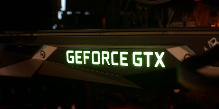 Nvidia GeForce GTX 1080 Ti Founders Edition Green Light