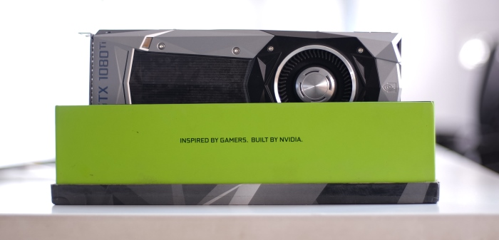 Nvidia GeForce GTX 1080 Ti Founders Edition Pricing and Availability