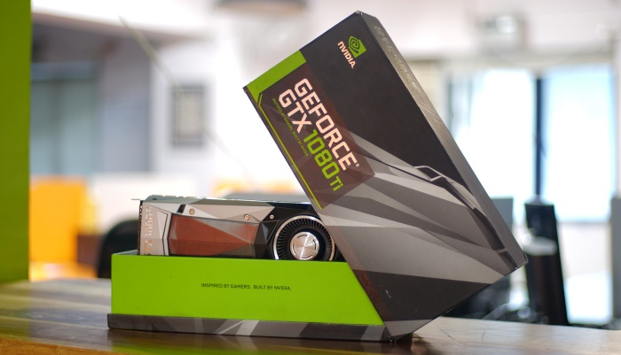 Nvidia GeForce GTX 1080 Ti Founders Edition Specs