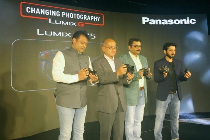 Panasonic Launches Lumix G85 and Lumix G7 Camera in India Starting at Rs. 53,990