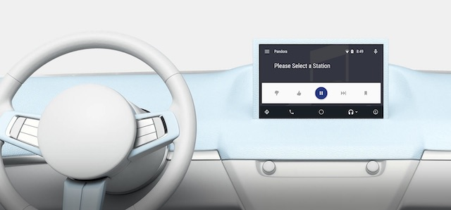 Pandora android auto