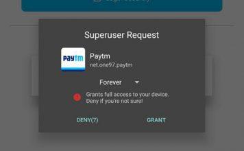 Paytm Superuser