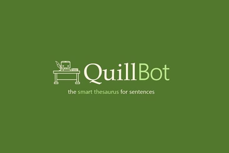 QuillBot website
