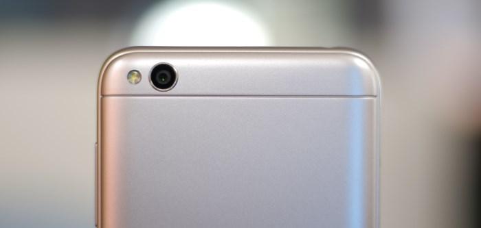 Redmi 5A Cameras