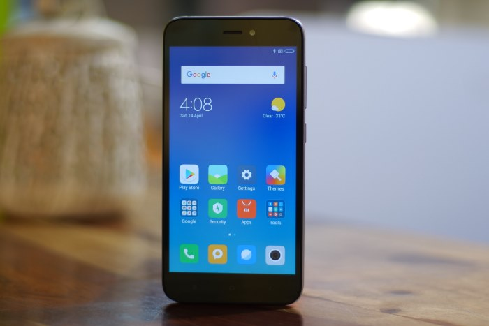 Xiaomi Redmi 5A Review: Good Things Come in Small Packages