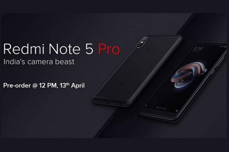 Redmi Note 5 Pro Open Sale website