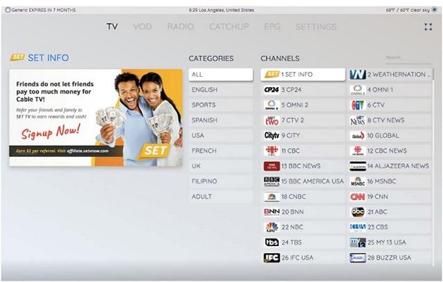 Amazon, Netflix File Lawsuit Against SET TV For Alleged Piracy